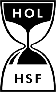 HOL logo läpinäkyvänä
